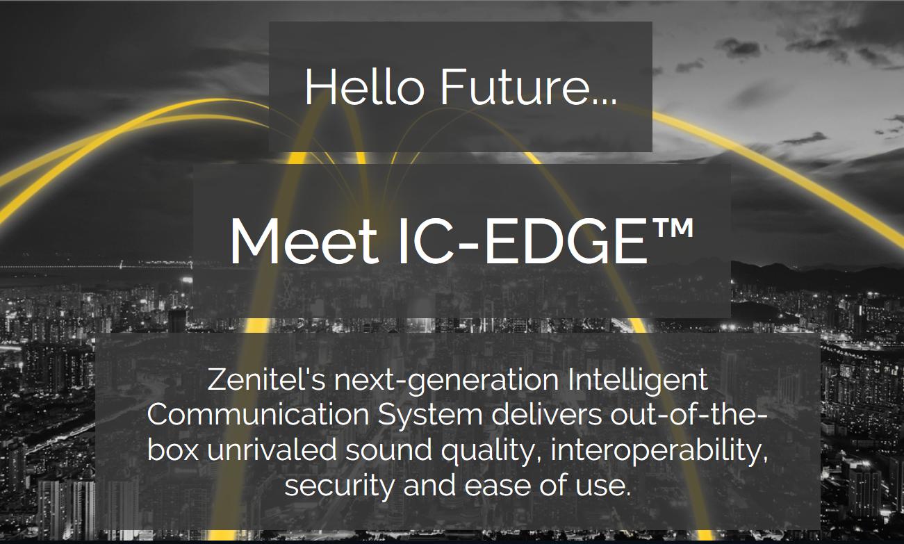 Zenitel Products