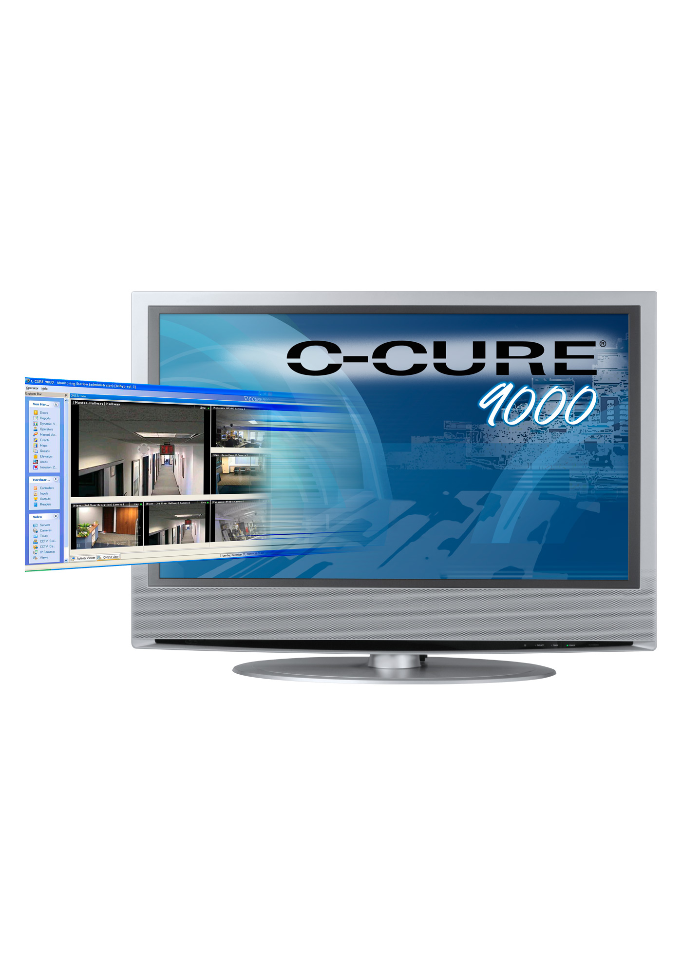 Software House C Cure 9000 Software Products