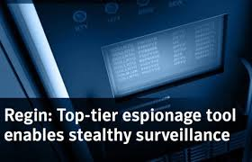Regin: Top-tier espionage tool enables stealthy surveillance Cyber Security Image