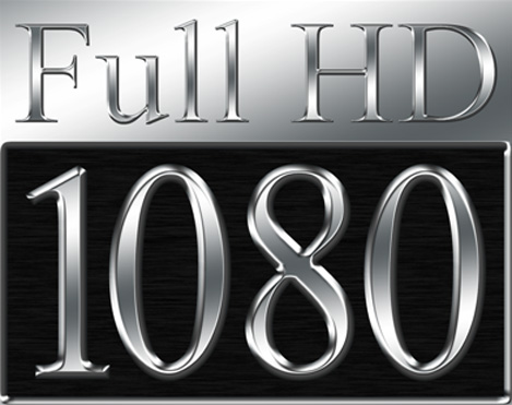 1080p HD Video (SMPTE 274:2008) Standard Image
